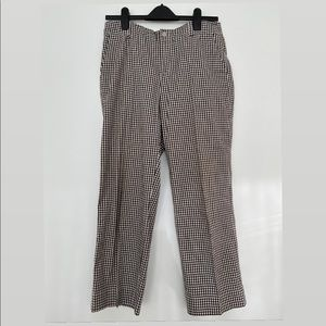 Ralph Lauren Gingham/Checkered Pants